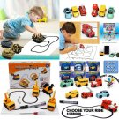 Magic Pen Inductive Car Tank Automatic Follow-Line You Draw Cars Kids Toys Gifts