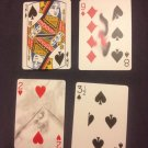 Lot Of 4 Special Bicycle Cards Unique close-up magic trick products, Best Magic