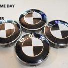 4Pcs FIT FOR BMW Wheel Center Caps Hub Hubcap Rim Emblem Logo Badge 68MM