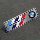 1PCS 3D Car Trunk auto Logo Metal Side Rear Decal Emblem Badge Sticker for ///M