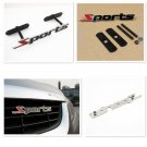 Metal 3D Sports Logo Auto Racing Front Grill Grille Badge Emblem For Toyota Jeep