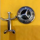 45MM Car Front Flat Hood Bonnet Emblem Badge Logo for Mercedes²-Benz<wbr/>² C E