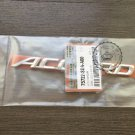 """""""""""Accord"""""""" Emblem Logo Badge Trunk Rear Nameplate Decal for Honda from 2003 Models"""