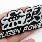 Aluminum Mugen Power Car Racing Motocross Badges Logo Emblem Decal Stickers New