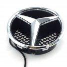 Front Grill Star Emblem LED Illuminated Logo Badge for Mercedes-Benz  2006-2013