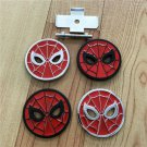 "3D Metal """"Spider man""""Auto Logo Badge Front Grille Grill + Combo Car body Emblem"