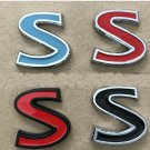 "Car metal Chrome""""S""""Auto Badge PERFORMANCE LINE Emblem Logo Sticker for Q50s  QX7"