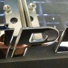 "3D metal """"IPL"""" Auto Front grill Badge Grille EMBLEM Car LOGO for Q50 QX70 G37"