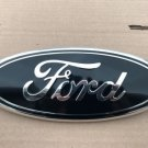 NEW 2005-2015 FORD-F 350 BLACK OVAL FRONT GRILLE 9 INCH LOGO 4L3Z-1542528-A<wbr/