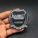 Carbon Fiber WRC World Rally Championship Car Window Emblem Badge Decal Sticker