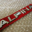 NEW AlPINA EMBLEM BADGE LOGO DECAL STICKER CAR TRUNK REAR TAILGATE