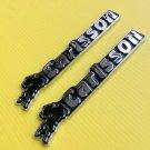 OEM Carlsson Rear / Fender Badges Logo Emblem Nameplate for Mercedes Benz Models