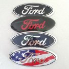 "7"""" FORD GRILL EMBLEM GLOSS For F150 F250 F350 RANGER ESCAPE EXCURSION"
