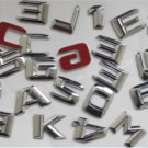 FREE SHIPPING - * A250 * TRUNK LETTER EMBLEM BADGE FOR MERCEDES BENZ A-CLASS AMG