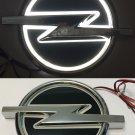5D LED Car Tail Logo White Light for Opel Emblems Auto Badge Light