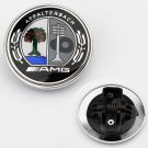 Mercedes Benz Standing Star Conversion to Flat Mount Hood Emblem Tree AMG Badge