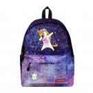 NEW Cute unicorn Dab Backpack Galaxy School Bags Fashion Students Backpack Tr