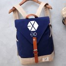 NEW  EXO backpack Canvas bag  SchoolBag travel Bag Rucksacks for Teenagenrs w