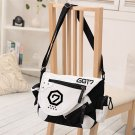 NEW GOT7  BTS Rucksacks Shoulder Bag Messenger Bag for teenagers girl Men wom