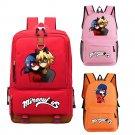 NEW Anime Miraculous Ladybug Backpacks Children Bag Fashion Shoulder Bag Stud