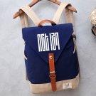 NEW  NCT  casual backpack Canvas bag  SchoolBag travel Shoulder Bag Rucksacks