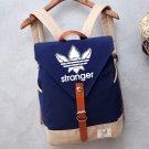 NEW Stranger Things  backpack Canvas bag  SchoolBag travel Shoulder Bag Rucks