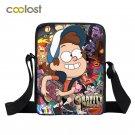 Gravity Falls Shoulder Bag Boys Girls Mini Messenger Bag Mabel Dipper Children S