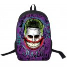 Suicide Squad / Harley Quinn / Joker Backpack Women Men Daily Backpack Students