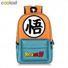 Dragon Ball Backpack for Teenager Girls Boys Anime Pokemon Schoolbag College Stu