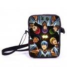 Kuroko No Basuke Mini Messenger Bag Tetsuya Taiga Hyug Teenagers School Bags Boy