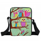 kids 3D Zoo Owl Schoolbags for Kids Small Children Animal School Bag Girls Cute