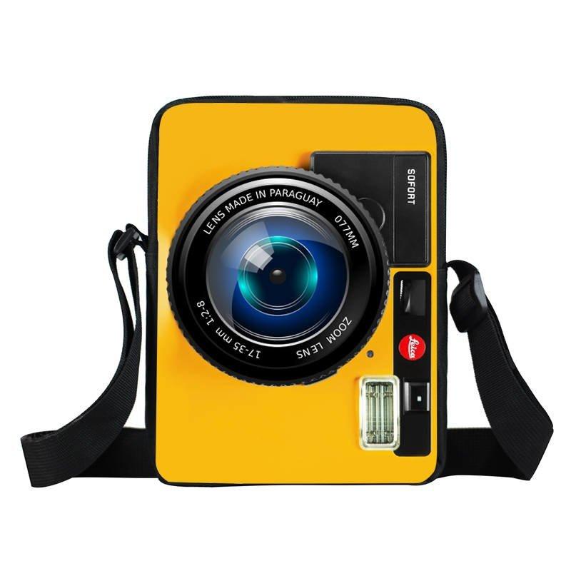 New Camera Women Handbag Small Bao Bao Universe Crossbody Bag for Men Puppy Dog