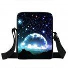 Night Sky Stars Messenger Bags Women Handbag Galaxy Space Cross Body Bag Kids Tr