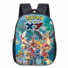 JapanAnime Pokemon Backpack Pikacun child School Bags Boys Girls Daily Backpacks