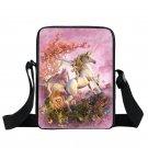Cartoon Unicorn Bag Cat Animal Mini Messenger Bag Horse School Bags Crossbody Ba