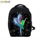 Ballet Backpacks for Children Book Bag 13 Inch Dacing Boys Girl Schoolbag Galaxy