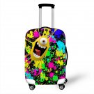 3D Cartoon Travel Luggage Protective Covers Dust Protection Cover Durable Suitca