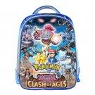 Anime Pokemon GO Kindergarten Backpack Pikachu Children School Bags Boys Girls S