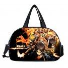 Anime Attack on Titan Men Travel Bags for Suit Mikasa Ackerman Eren Jaeger Women
