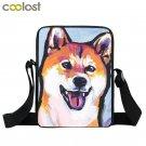 Puppy Shiba Inu Small Shoulder Bags Handbag Women Messenger Bag Dab Panda Unicor