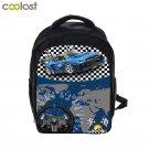 Racing Cars Children School Bags Cartoon Mini Airplane School Backpack for Teena