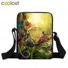 Cool Reptiles Small Bags for Women Handbags Snake / Cobra / Lizards / Frog Boys