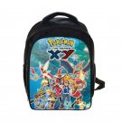 Anime pokemon children School Bags Cartoon Pikachu Arceus Mew Charizard Kinderga