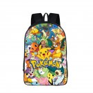Anime Pokemon Go Backpack For Teenagers Girls Boys School Bags Pikacun Children
