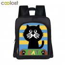Cat Unicorn Bag Children School Bags Kindergarten Bag Boat Car Boys Girls Book B