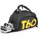 2018 New Large Capacity Travel Bag Multifunction Fashion Sports Gym Shoulder Bag
