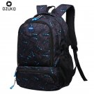 2018 New Men Backpack Fashion Student School Bags Large Capacity waterproof Trav