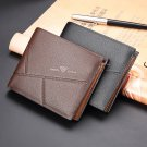 "2018 Fashion Slim Men""""s Wallets Top Quality Purses Card Holder Multi Pockets Cre"