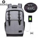 NEW Anti-thief Design External USB Charge Laptop Backpack School Bags Custom L