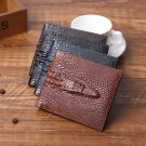 "New Design Brand Luxury Men""""s Wallets Top Quality Fashion Short Wallet PU Leathe"